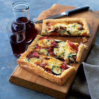 Mozzarella Tart Recipes