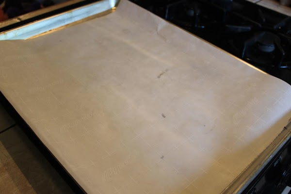 Heat oven to 350 degrees. Prepare cookie sheets with parchment paper.