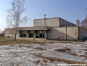 Photo: Dawne kino obecnie kościół