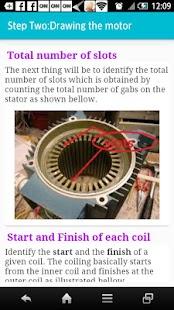 Motor Rewinding - náhled