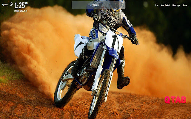 YZ450F New Tab YZ450F Wallpapers
