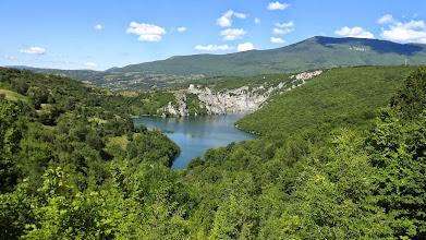 Photo: Duzzasztott tó a Verbaszon