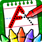 ABC PreSchool Kids Tracing & Phonics Learning Game icon