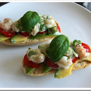 Prawn Salad Healthy Recipes.