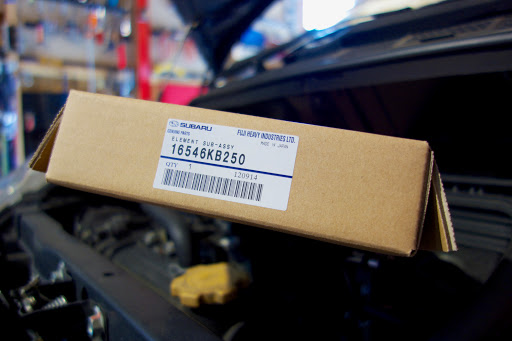 Subaru R1 Air Cleaner