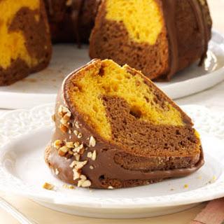 Choco-Scotch Marble Cake