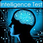 IQ Test - Intelligence Test Icon