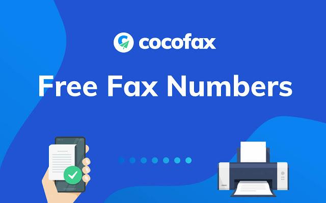 CocoFax - Send & Receive Fax (Free Trial)