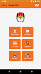 screenshot of KPU RI PEMILU 2019