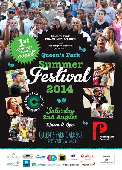 Queen's Park Summer Festival 2014