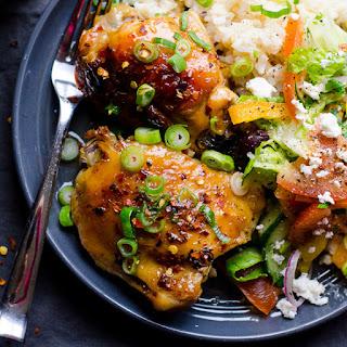 Slow Cook Thai Chicken Recipes