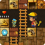 Puzzle Adventure - underground temple quest Icon