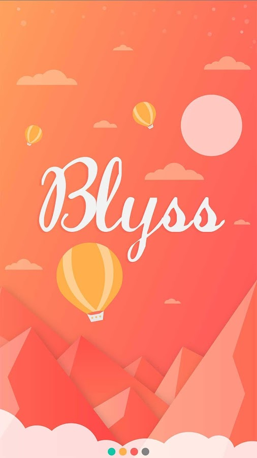 Blyss- screenshot