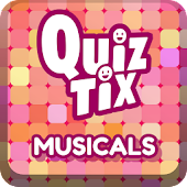 QuizTix Musicals Quiz Broadway Theatre Trivia Game