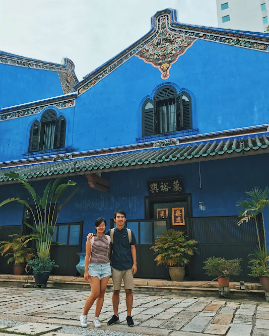 blue mansion penang georgetown
