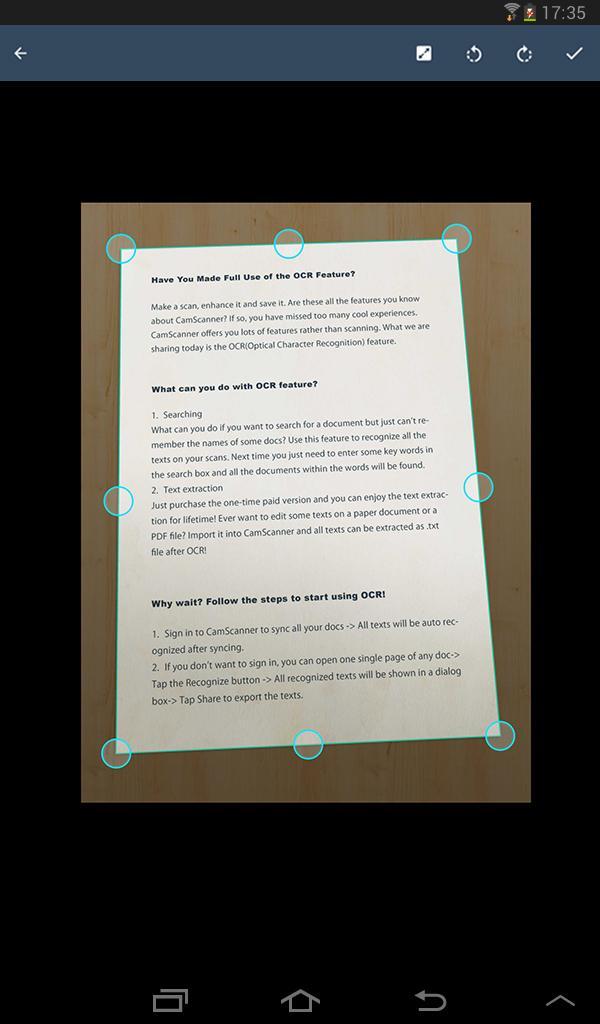 CamScanner - Phone PDF Creator Screenshot 17