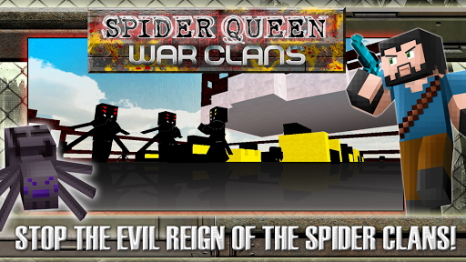 Spider Queen Survival Clans