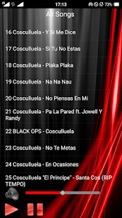 All Songs COSCULLUELA - náhled