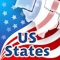 50 US States Quiz icon