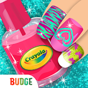 Crayola Nail Party: Nail Salon‏