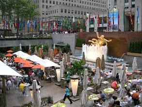 Photo: Rockefeller Center.