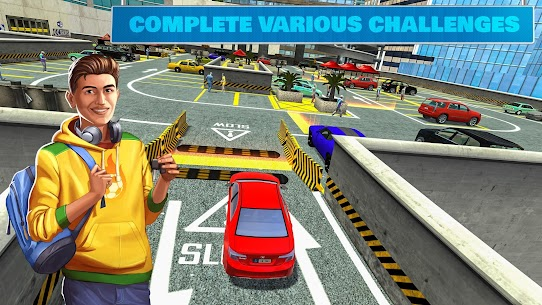Multi Level Car Parking Games App Download For Android and iPhone 3
