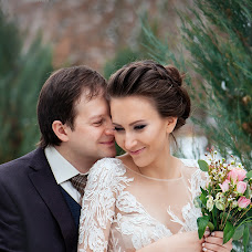 Wedding photographer Nikolay Rogov (fotorogov). Photo of 24.11.2017