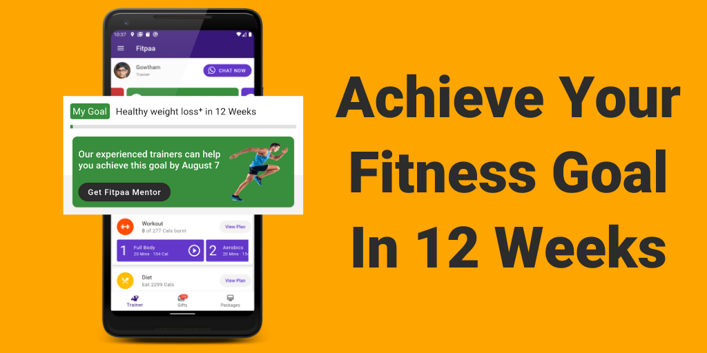 Fitpaa - Weight Loss, Weight Gain & Home workouts