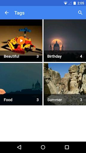 Cloud Gallery 1.4.9 screenshots 5