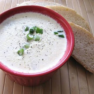 Quick and Easy Clam Chowder.