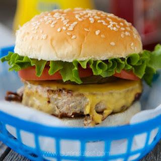 The Juiciest Turkey Burger Recipe