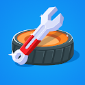 Idle Mechanics Manager – Car Factory Tycoon Game icon