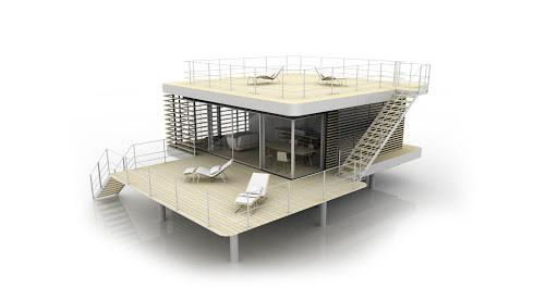 Module Ô50 - Double terrasse