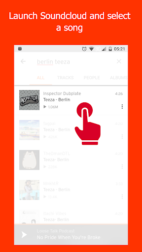 SoundLoadie For SoundCloud app (apk) free download for