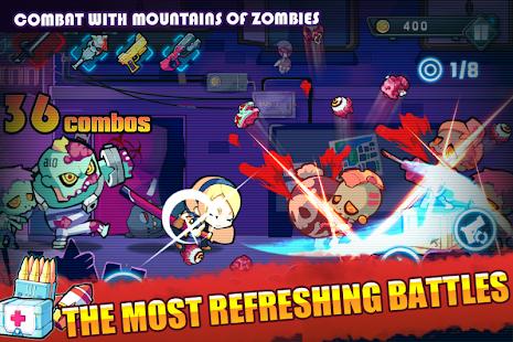 Frenzy Zombie - náhled
