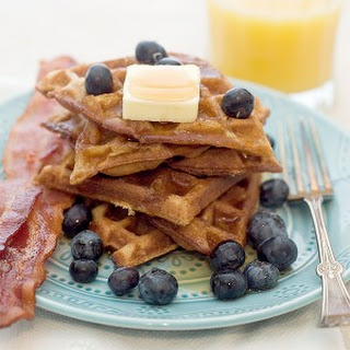 Cinnamon Brown Sugar Waffles