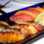 Widder Hotel sushi in Zurich, Switzerland in Zurich, Zurich, Switzerland