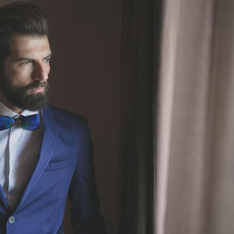 Wedding photographer Dimitrios Milonas (dimitriosmilona). Photo of 31.10.2017