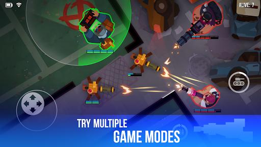 Code Triche Bullet Echo APK MOD screenshots 4