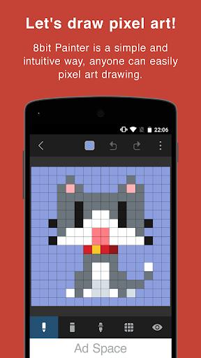8bit Painter - Pixel art maker