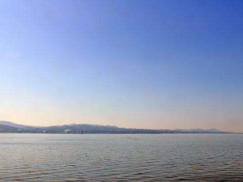一畑電車 宍道湖 その3