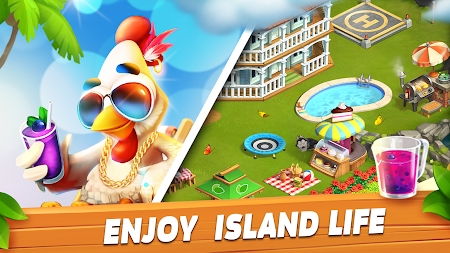 Funky Bay - Farm & Adventure game APK screenshot thumbnail 8