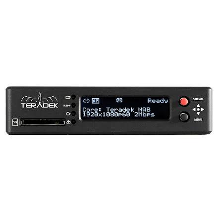 Cube 725 HEVC/AVC Decoder SDI/HDMI GbE USB