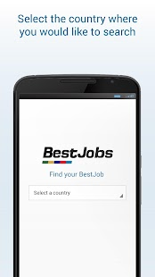 BestJobs Job Search: miniatura de captura de pantalla