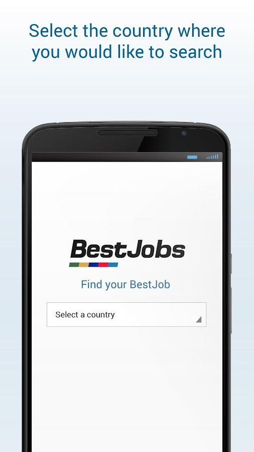 BestJobs Job Search: captura de pantalla