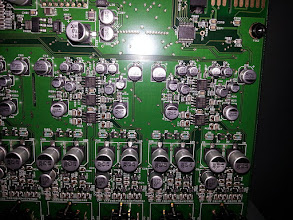 Photo: MIC preamps