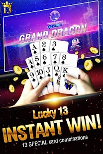 Lucky 13: 13 Card Poker Puzzle - náhled
