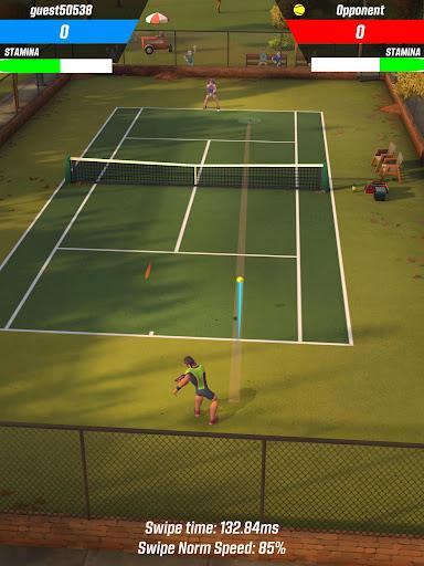 Tennis Clash: Free Sports Game 0.7.3 screenshots 2