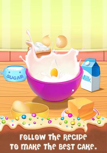 Kue Memasak - Desain Makanan - Games Anak-Anak 1.3.0 screenshots 1