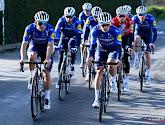Deceuninck-Quick.Step en andere teams houden verkenning van de Omloop